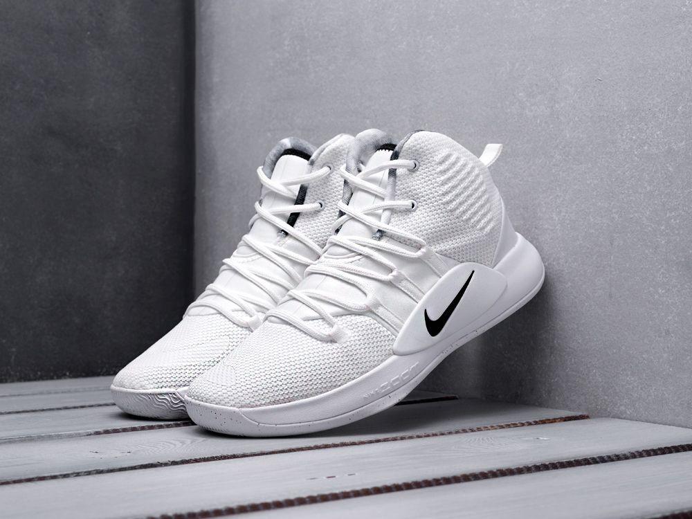 523ac9db Купить кроссовки Nike Hyperdunk X 2018 белые мужские 2450-01 в ...