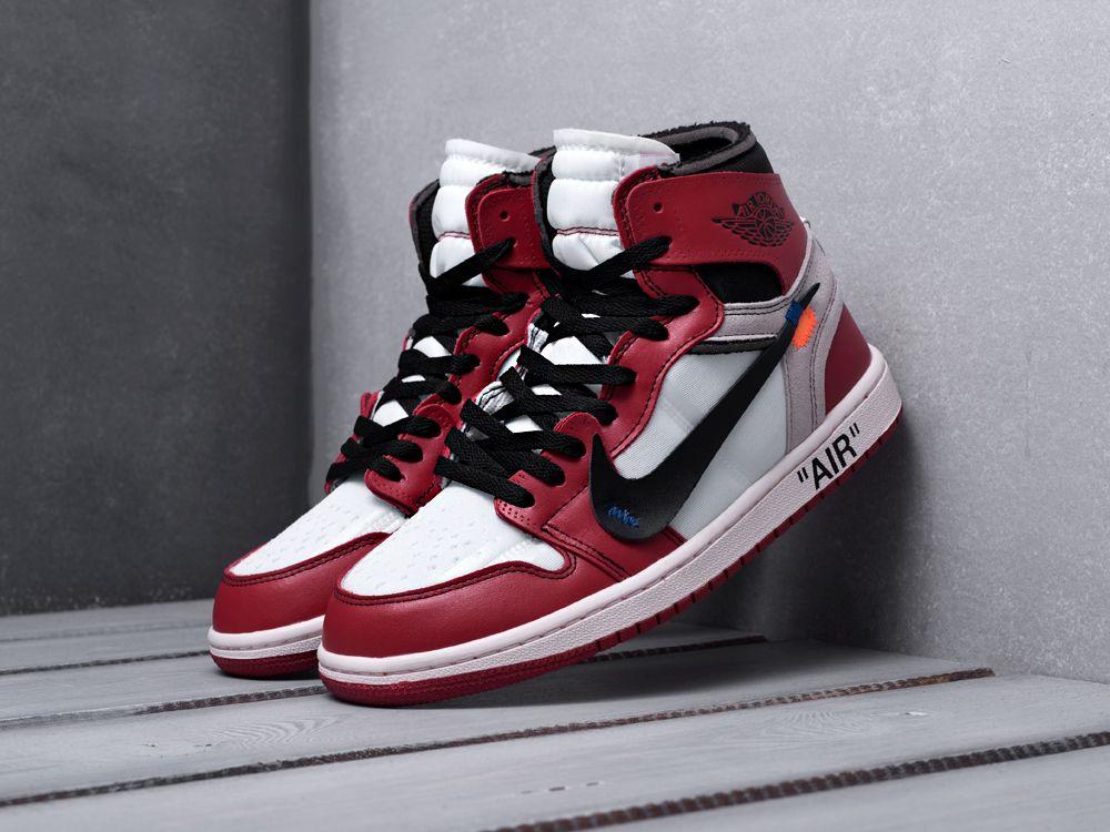 58f1e0a4 Купить кроссовки Nike Air Jordan 1 разноцветные мужские 2451-01 в ...