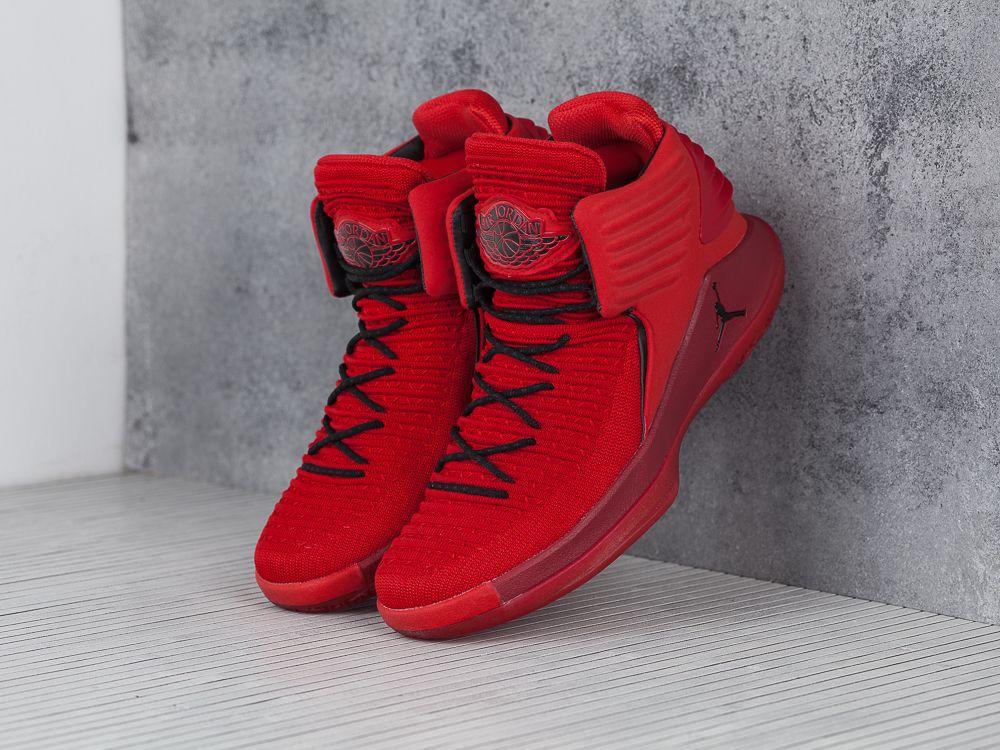 e12e08a1 Купить кроссовки Nike Air Jordan XXXII красные мужские 324-01 в ...