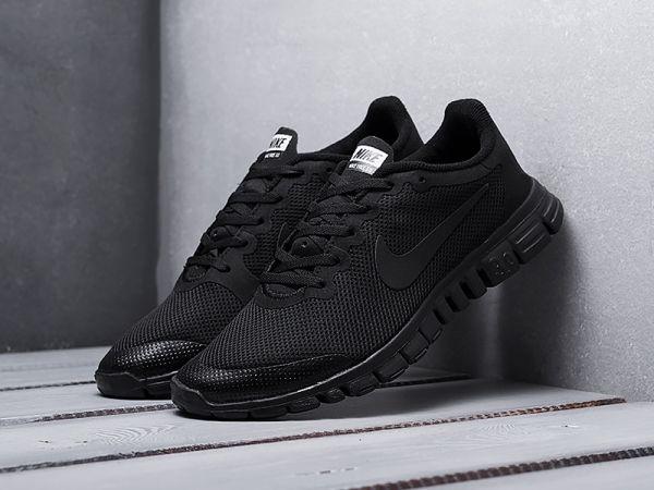 313512b3 Купить кроссовки Nike Free 3.0 V2 черные мужские 1156-01 в интернет ...