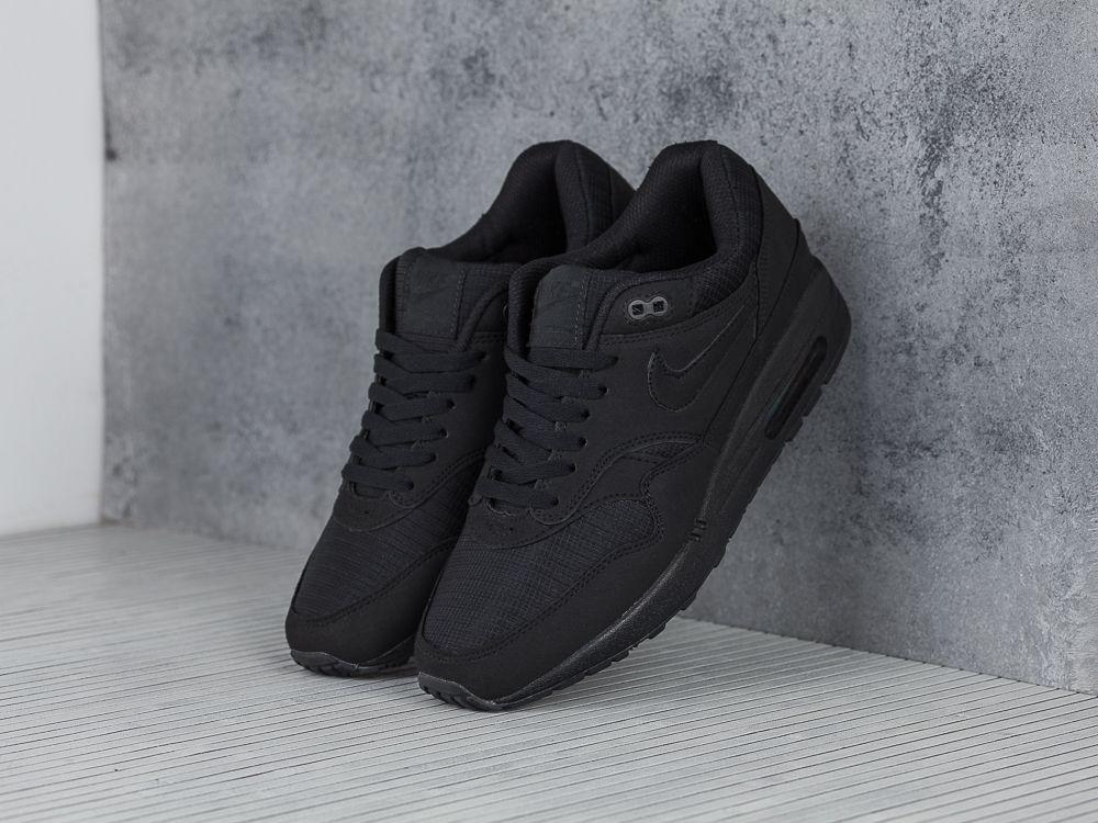 95a48787 Купить кроссовки Nike Air Max 1 черные мужские 2019-01 в интернет ...